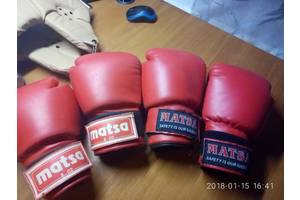 б/у Боксерские перчатки Matsa