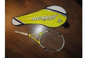 б/у Ракетки для большого тенниса Dunlop