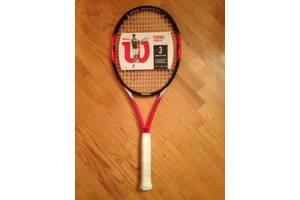 Нові Ракетки для великого тенісу Wilson