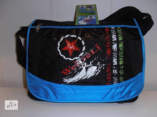 купить бу Спортивная сумка. модель 1119 в Харькове