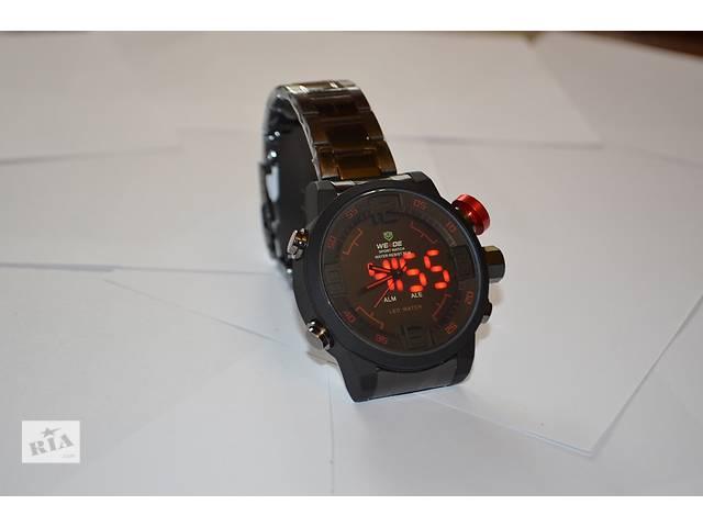бу Спортивные часы Weide Sport ОРИГИНАЛ LED подсветка в Кривом Роге