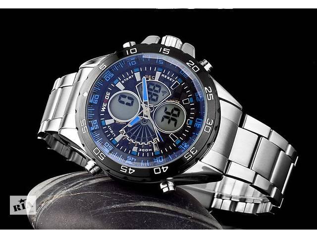 продам 3 цвета! Спортивные часы Weide WH1103 бу в Тернополе