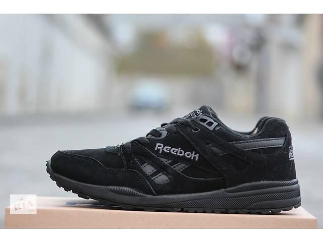 Спортивные кроссовки Reebok Hexalite черные   - объявление о продаже  в Хмельницком