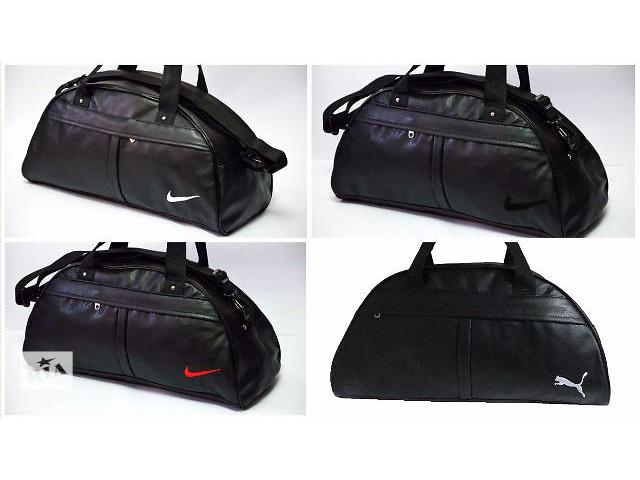 бу Спортивные молодежные сумки Nike, Puma оплата при получении в Мелитополе