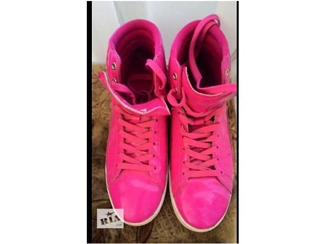 спортивные розовые ботиночки- объявление о продаже  в Селидово