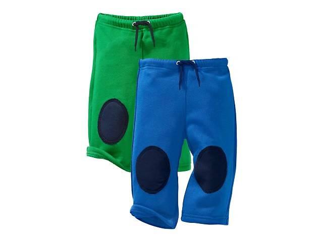 Спортивные штаны с латками на рост 86-92- объявление о продаже  в Маневичах