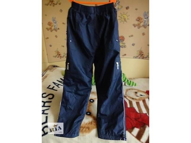 Спортивные штаны утепленные на мальчика 10 лет- объявление о продаже  в Одессе