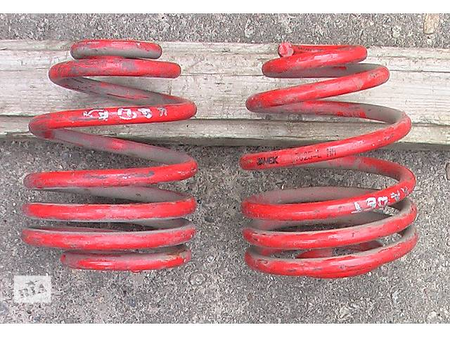 продам Спортивные заниженные задние пружины для легкового авто Opel Kadett Е бу в Сумах