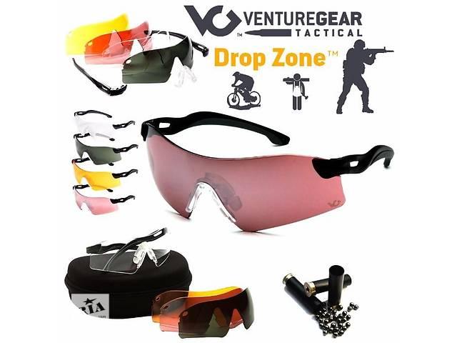 Спортивные защитные стрелковые очки (4 сменные линзы ) Drop Zone- объявление о продаже  в Киеве