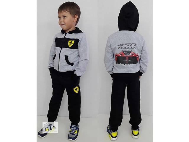 продам Спортивный детский костюм Ферарри, р.104-160 бу в Одессе