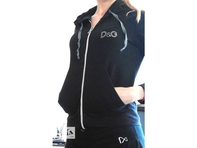 продам Спортивный джемпер бренд D&G. Оригинал. бу в Полтаве
