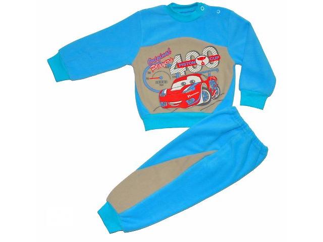 купить бу Спортивный флисовый костюм мальчику р.26 в Полтаве
