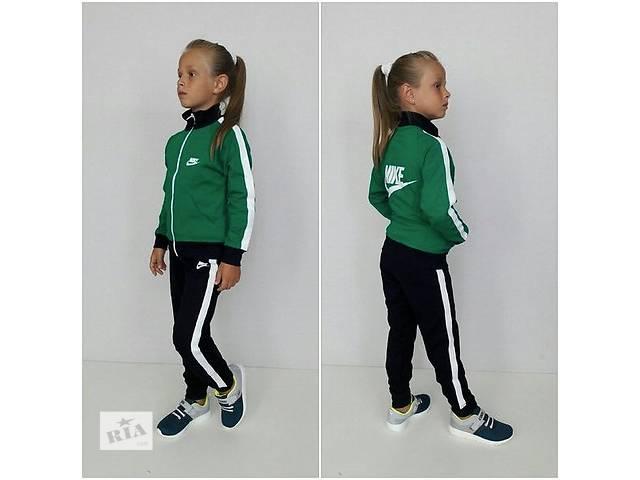 купить бу Спортивный детский костюм NIKE унисекс, р.104-160 в Одессе