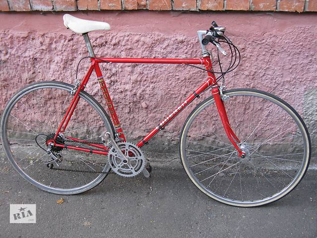 продам Спортивный шоссейный велосипед gudereit бу в Хмельницком