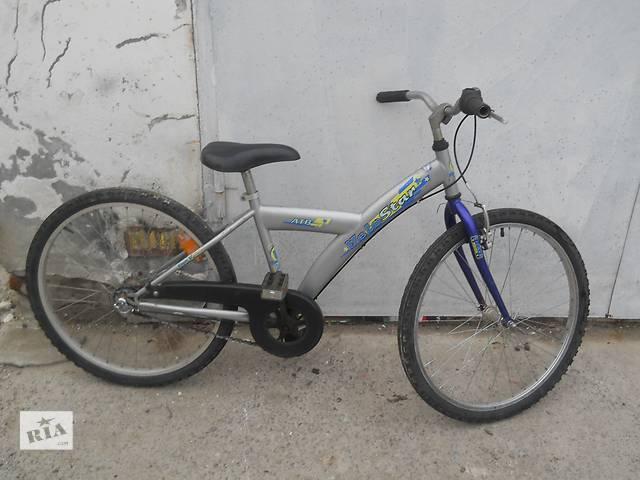 купить бу Спортивный велосипед velostar 24 колеса 3 скорости на планитарке в Хмельницком