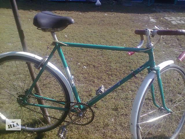 купить бу спортивный велосипед в Лохвице