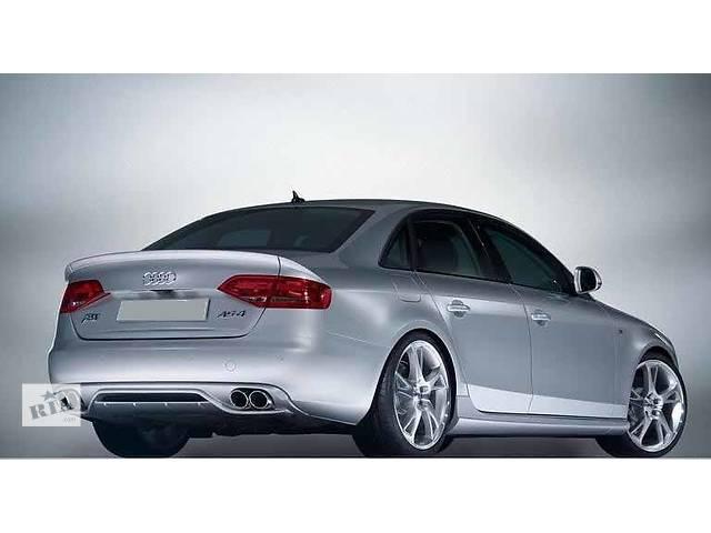 бу Спойлер Audi A4 (B8) 3 части в Одессе