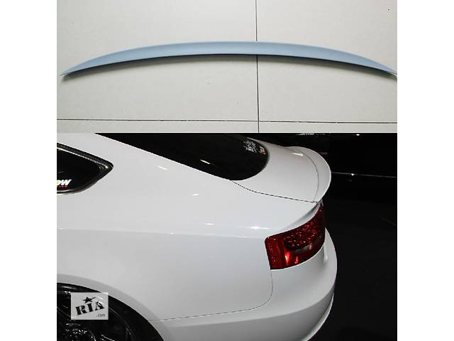 продам Спойлер Audi A5 Sportback стиль S-line бу в Одессе