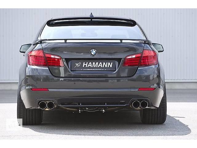 бу Спойлер тюнинг BMW F10 в стиле Hamann БМВ Ф10 в Луцке