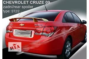 Новые Спойлеры Chevrolet Cruze