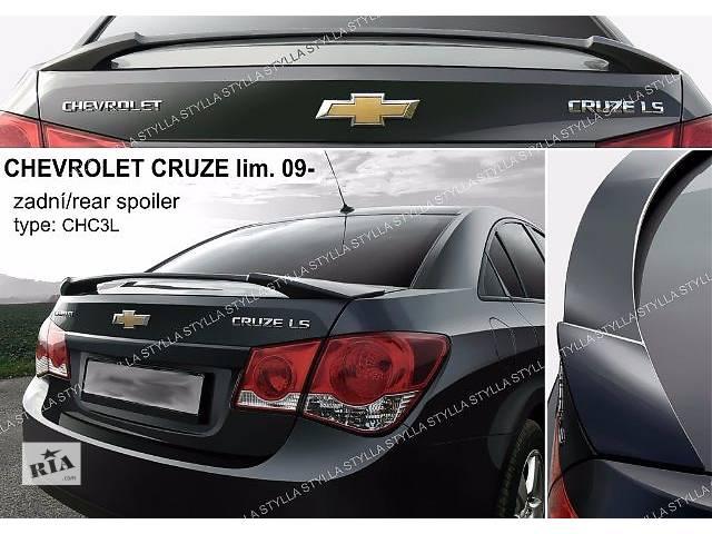 продам Спойлер тюнинг Chevrolet Cruze Шевроле Круз бу в Луцке
