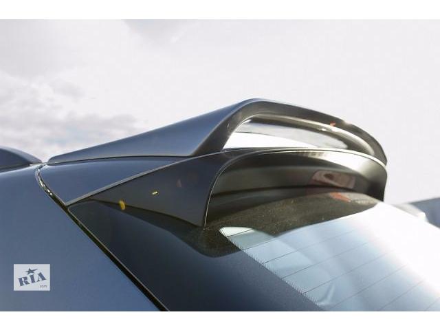 бу Спойлер козырек тюнинг BMW X5 E70 стиль Hamann в Луцке