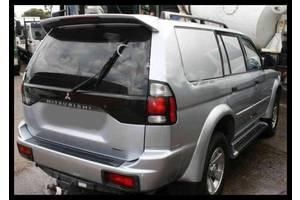 Новые Спойлеры Mitsubishi Pajero Sport