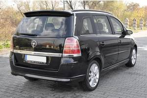 Новые Спойлеры Opel Zafira
