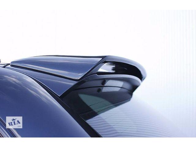 купить бу Спойлер козырек заднего стекла BMW X5 E53 стиль Hamann БМВ Х5 Е53 в Луцке