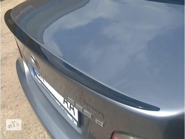 бу Спойлер крышки багажника BMW Е60 в Харькове
