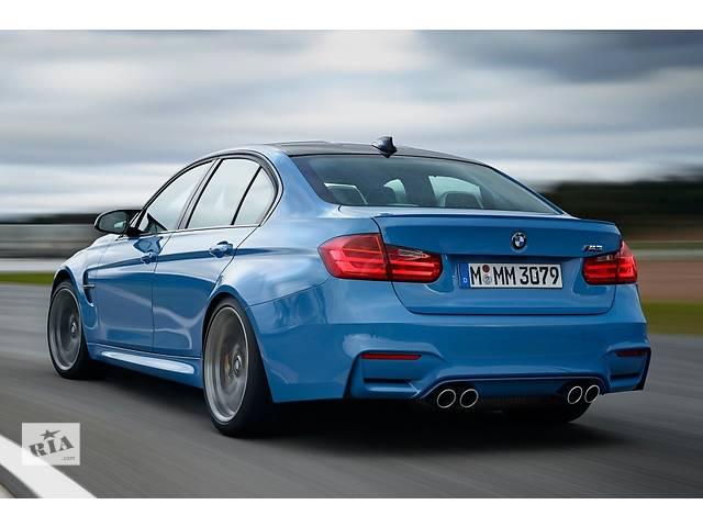 Спойлер крышки багажника BMW F30 M3- объявление о продаже  в Одессе