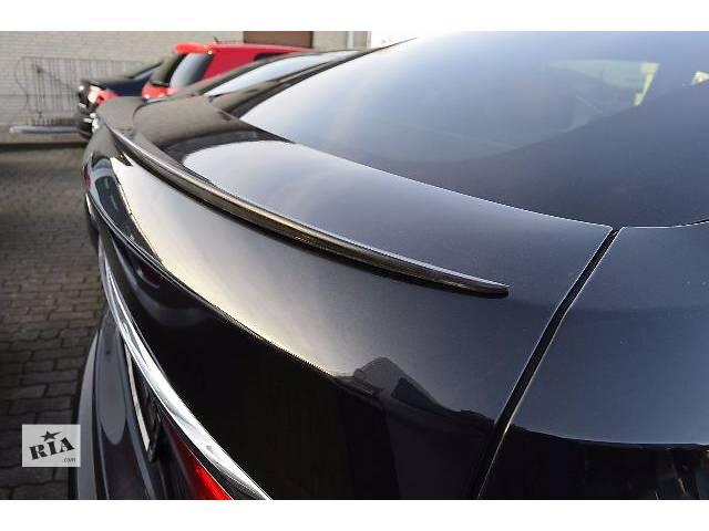 купить бу Спойлер, липспойлер сабля BMW 5 GT F07 в Луцке