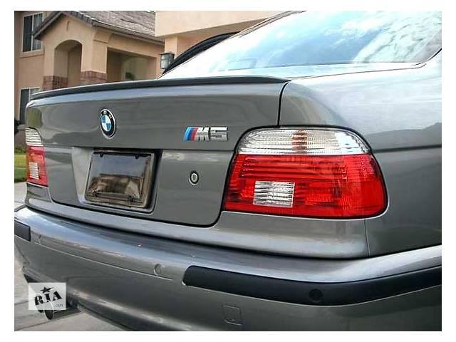 продам Спойлер сабля тюнинг BMW E39 стиль M5 бу в Луцке