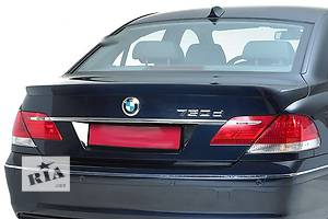 Новые Спойлеры BMW 7 Series