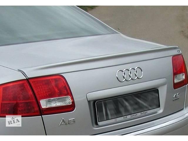 купить бу Спойлер , липспойлер , тюнинг Audi A8 D3 в Луцке