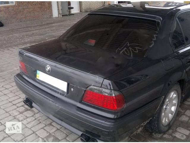 купить бу Спойлер сабля тюнинг BMW E38 в Луцке