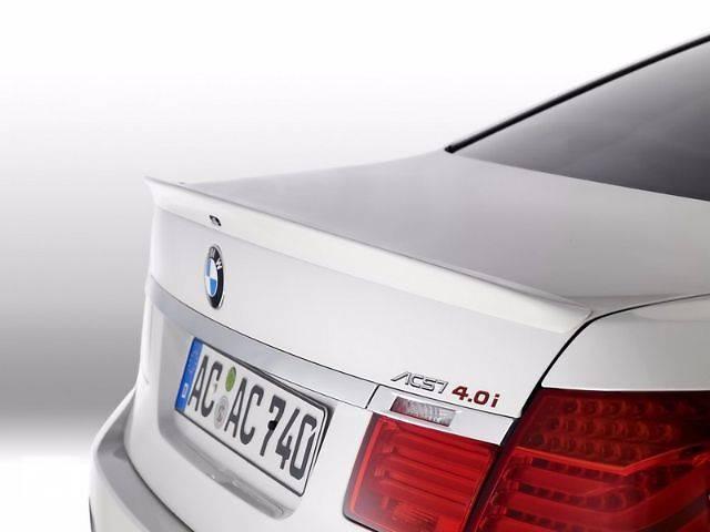 бу Спойлер сабля BMW F01 / F02 в Луцке
