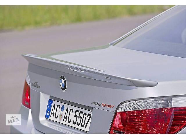 продам Спойлер сабля тюнинг BMW E60 БМВ Е60 стиль AC Schnitzer бу в Луцке