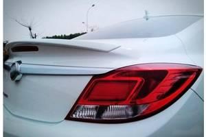 Новые Спойлеры Opel Insignia