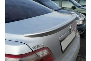 Новые Спойлеры Toyota Camry