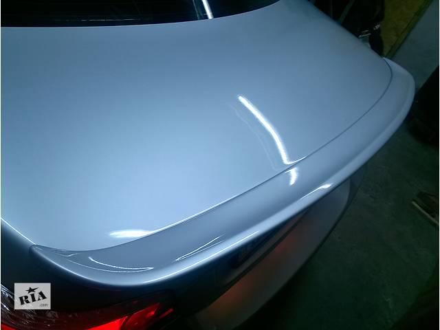 продам Спойлер Шницер на крышку багажника BMW Е60 бу в Харькове