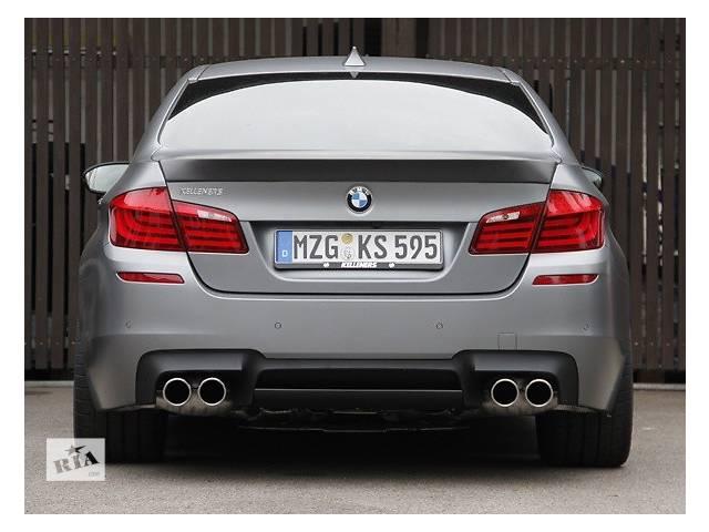 купить бу Спойлер, тюнинг BMW F10 стиль SCHNITZER в Луцке