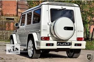 Новые Спойлеры Mercedes G-Class