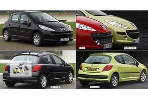 Новые Спойлеры Peugeot 207