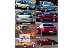 Новые Спойлеры Peugeot 307