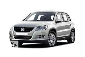 Новые Спойлеры Volkswagen Tiguan