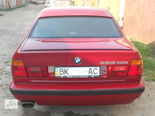 бу Спойлер BMW 5 series 88-95 (БМВ е34) в Ровно