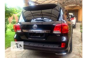 Новые Спойлеры Toyota Land Cruiser 200