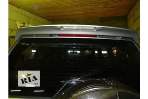 Спойлеры Toyota Land Cruiser Prado 120