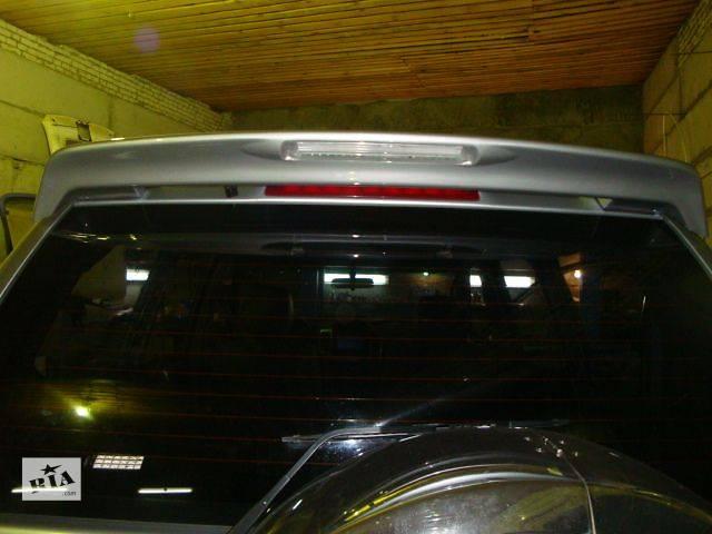 бу Спойлер  Toyota Land Cruiser Prado 120 в Киеве